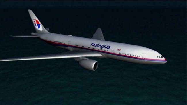 Nedostaje zrakoplova. tajanstveni slučajevi