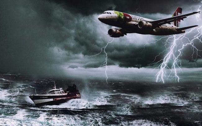 misterija nestalih aviona
