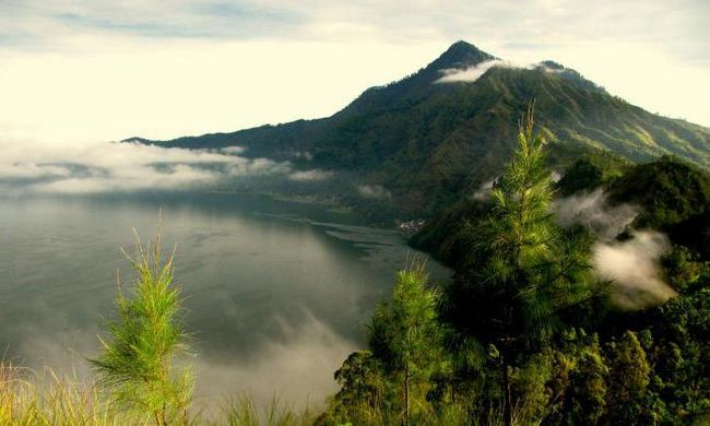 Опасны ли вулканы на бали