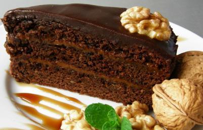 torta recept Prag sos kondenzirano mlijeko Foto