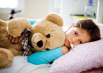 Prehlade su dijete (2 godine) nego liječiti i kako to učiniti