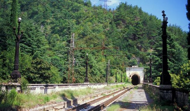 Moskva - Abhazija voz cijenu