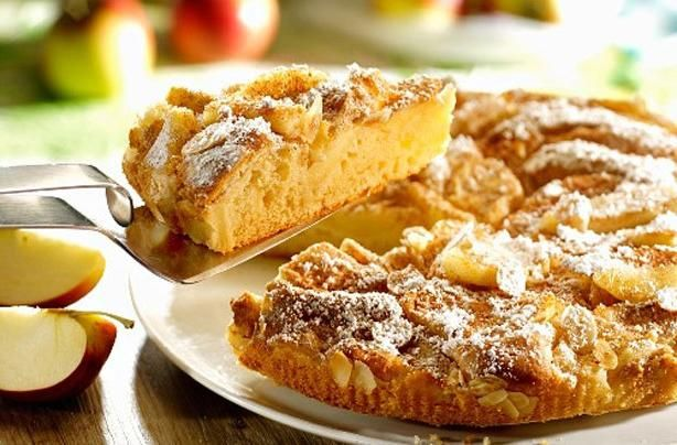 Ukusna pita od jabuka s jabukama recept