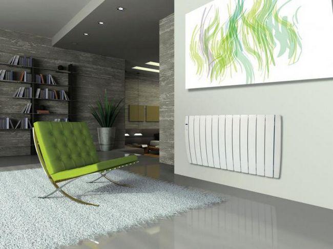 Električni zidni radijatori