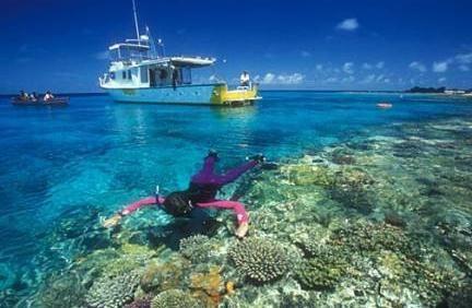 Hurghada Paradise Island fotografije
