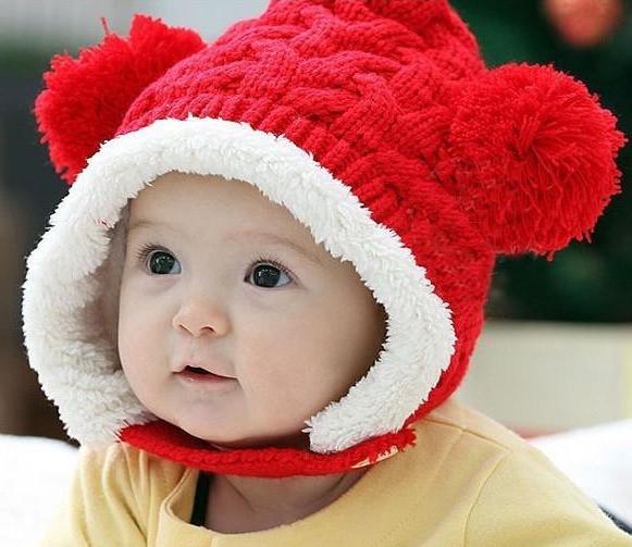 Veličine kape za novorođenčad. Dimenzije zimi i ljeti kape