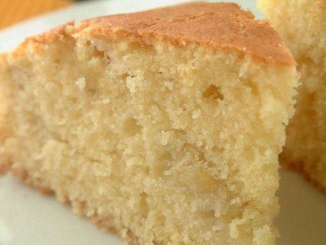 vanilija šifona torta recept
