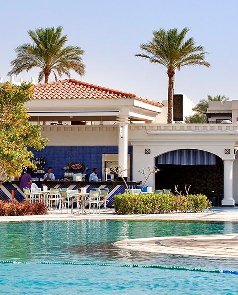 Greben oaza Blue Bay Resort Spa 5 * (Sharm El Sheikh): opis, usluge, recenzije, fotografije