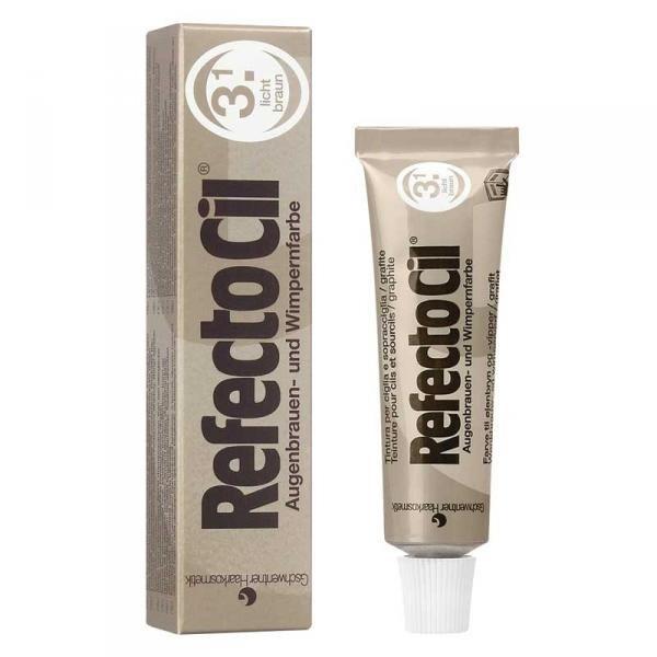 RefectoCil - boje za obrve i trepavice. Recenzije, poduka paleta i cijena
