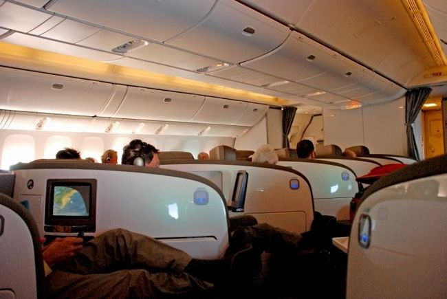 Poredak najboljih zrakoplovnih kompanija u svijetu