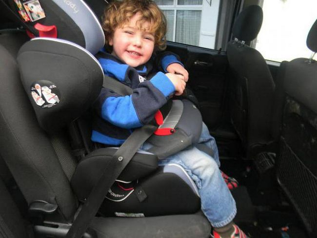 Rejting dječje autosjedalice: karakteristike i mišljenja. sigurnost djece u automobilu