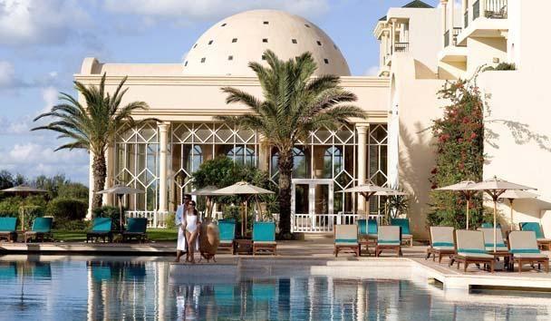 rejting Tunisa hotela