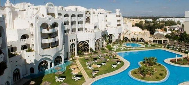 Rejting Hoteli s 4 zvjezdice Tunis