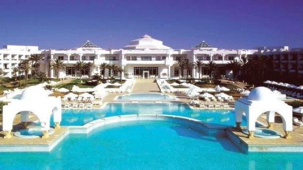 rangiranje od najboljih hotela u Tunisu