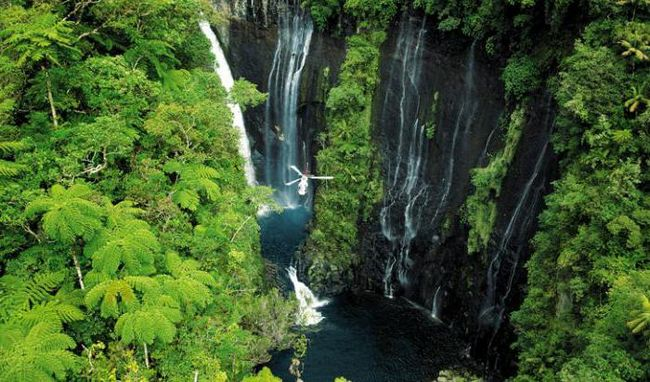 gdje otok Reunion