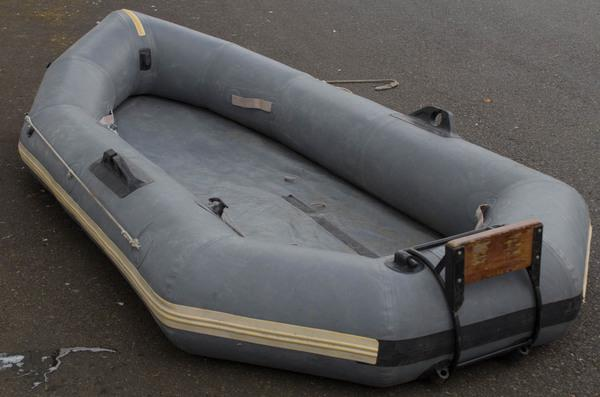 Popravak gumenih čamaca sa svojim rukama