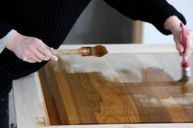 Реставрация деревянной мебели: описание и способы