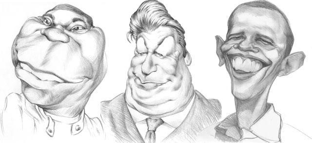kako crtati smiješno lice postupno