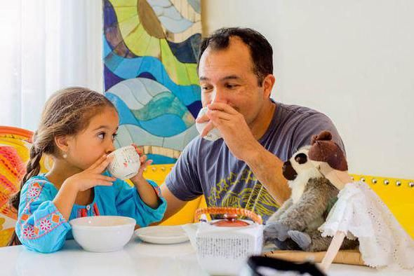 Можно ли маленьким детям давать чай