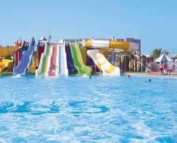 Tunis safa aquapark