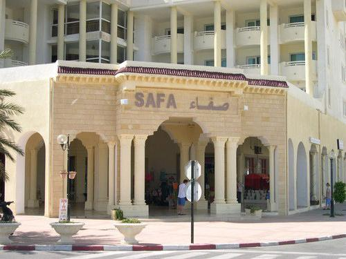Safa naselje Aquapark 3 * (Tunis, Hammamet): opis, mišljenja