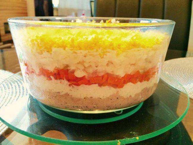 Салат из консервированной сардины: рецепты приготовления