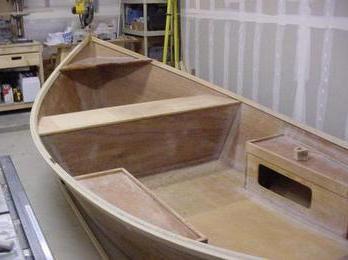 kako napraviti domaći brod