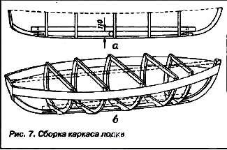 domaći drveni brod
