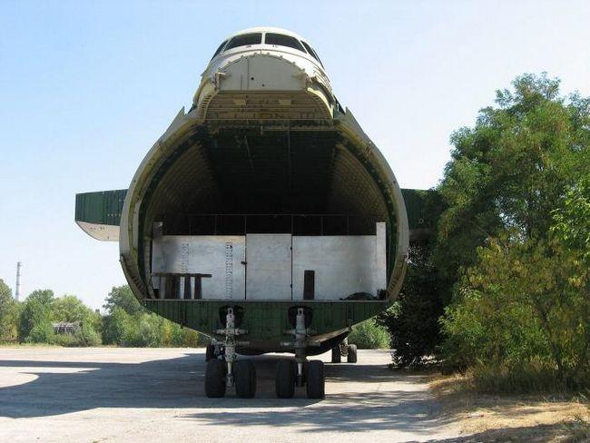avion MRIYA