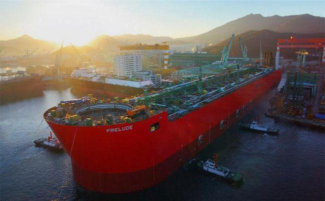 Najveći brodova. Najveći brod na svijetu: slike