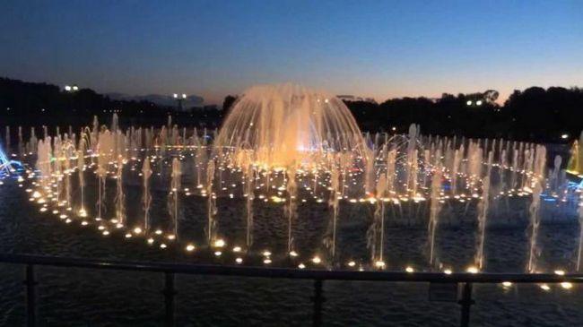 Самые известные фонтаны (москва). Поющие фонтаны: описание, фото