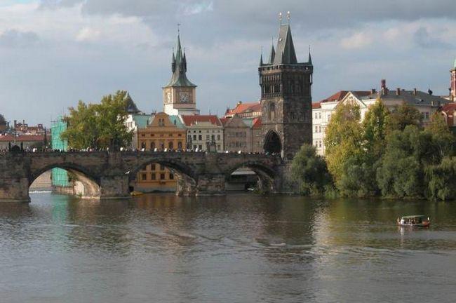 Karlov most u Pragu Foto