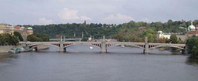 Prag mostovi fotografija