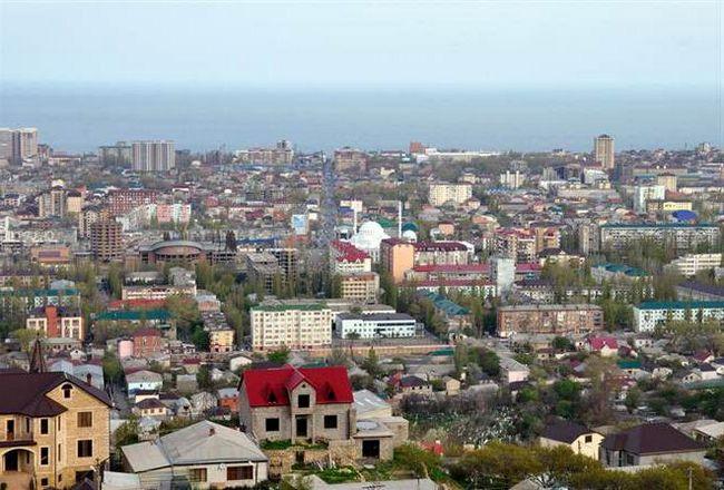 Popularni hoteli u Makhachkala