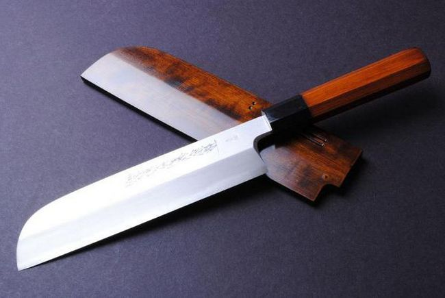 Самый острый в мире нож для нарезки продуктов
