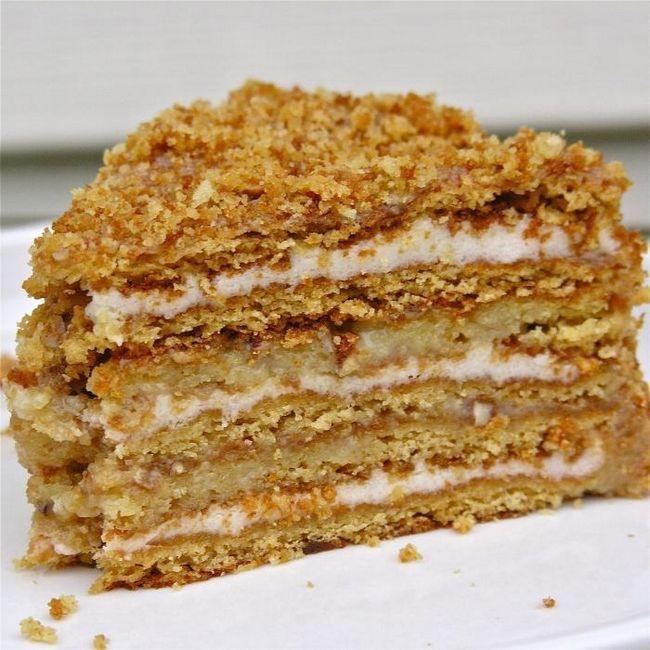 med kolač jednostavan recept