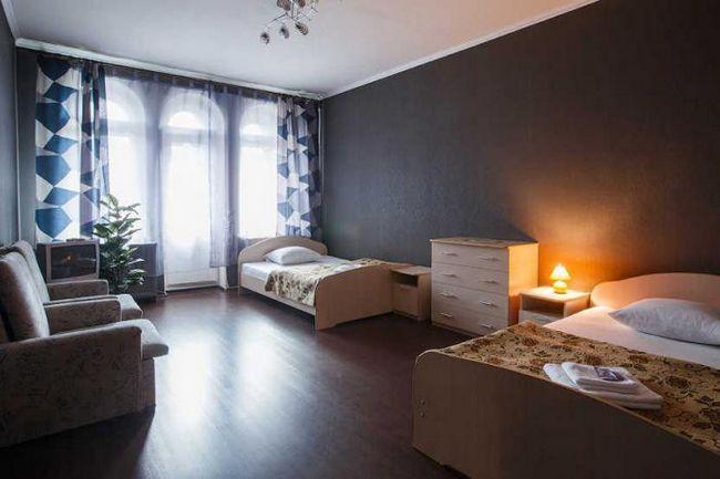 St. Petersburg: Proračun hotel za aktivan putnike