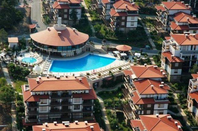 Santa Hotel Marina 4 * (Bugarska / Sozopol) - fotografije, cijene i recenzije