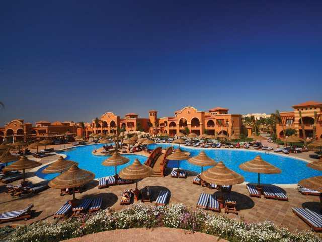 Sea Garden Resort 5 * (Sharm El Sheikh): Opis, recenzije i fotografije