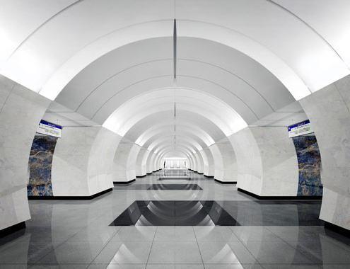 Moskva metro stanice Seligerskaya