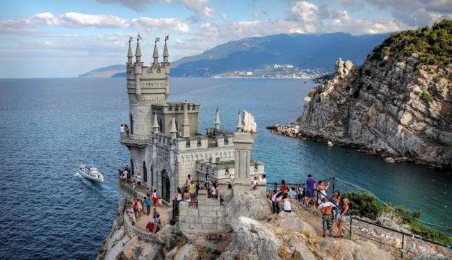 Obiteljski odmor u Krim prehrambene savjete i mišljenja