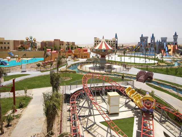 Serenity Zabava grad 5 Hurghada