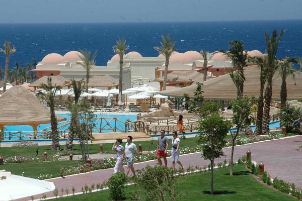 Serenity Makadi plaža Hurghada