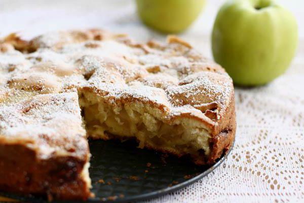 pita od jabuka sa jabukama i cimetom recept