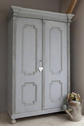 Шкаф в стиле прованс своими руками: поэтапное описание процесса