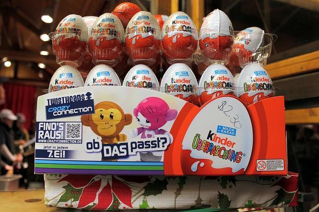 Kinder Surprise čokoladno jaje