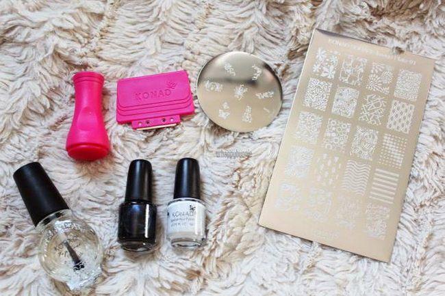 Pečat noktiju: kako pravilno koristiti?