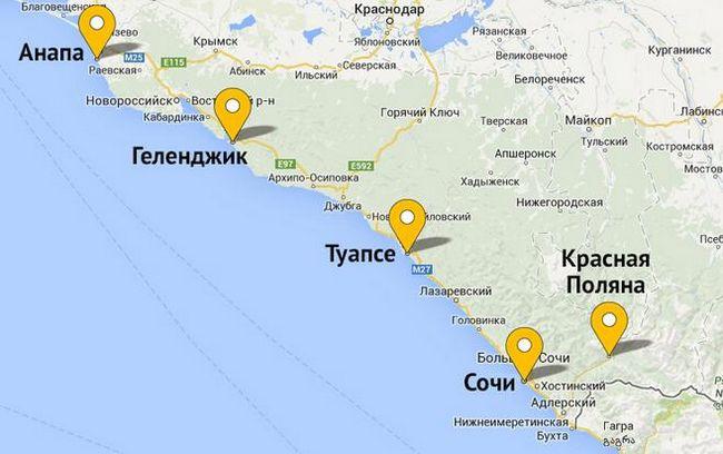 Krasnodar Krasnodar more