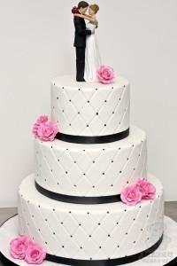 Slatko sto ukras za vjenčanje