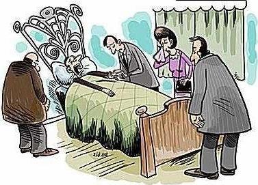 često sanjaju mrtvih ljudi